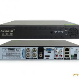 AHD硬盘录像机 4路百万模拟录像机