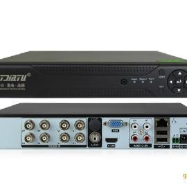 AHD高清录像机 AHD硬盘录像机8路 720P监控录像机