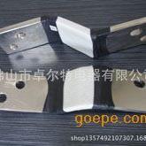 广东镀锡大电流铜箔软连接 电力导电配件