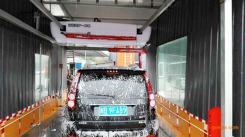 博兰克F9全自动无接触洗车机价格