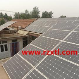 10kw太阳能发电系统,10kw光伏并网逆变器,厂家上门安装,便宜