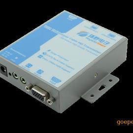 工业级VGA转以太网300米远距离发送器