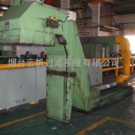 铁屑输送机维修更换