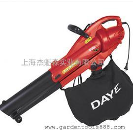 DAYE3000w电动树叶吹草机吸叶机可调速吹吸两用碎叶机