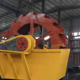 巨鑫现货供应 大型轮斗洗砂机 节水洗砂机
