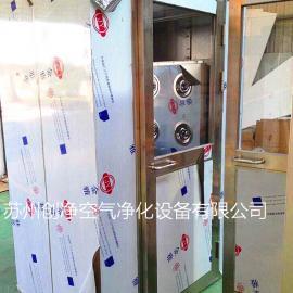 厂家供应优质风淋室门房风淋通道智能语音控制规格齐全