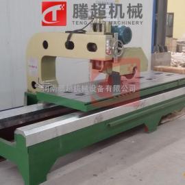 河南腾超直销JSQ600型石材切边机全自动油侵切边机价格