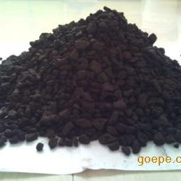 优质饮用水除铁除锰专用天然锰砂滤料厂家现货供应