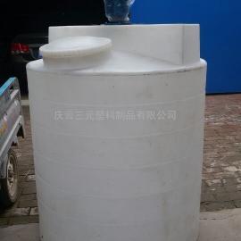 1吨锥底塑料桶 2吨锥底塑料桶 1立方搅拌机塑料桶