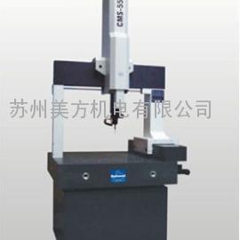万濠复合式手动三坐标测量仪CMS-554MV 吴江万濠厂家