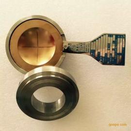 搪瓷反应釜泄压配件爆破片 氟塑料材质爆破片可耐腐蚀