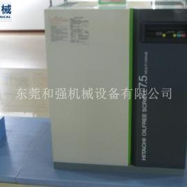 【日立涡旋机】HITACHI空压机SRL-7.5MB5C