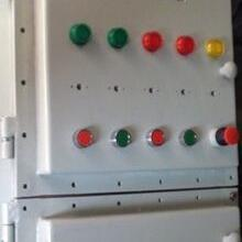 带散热防爆变频控制箱