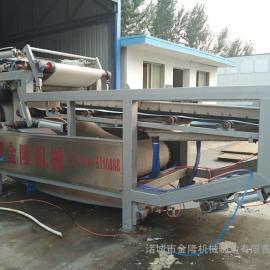 带式污泥压滤机设备,污泥处理设备