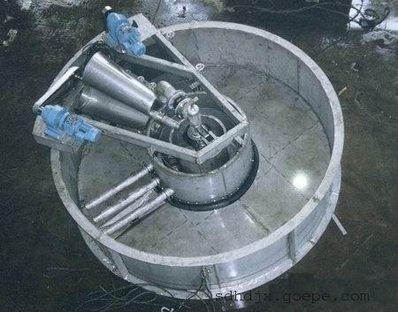 高效浅层气浮机