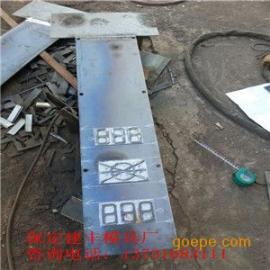 高速标志桩钢模具 预制标志桩钢模具 有图有真相