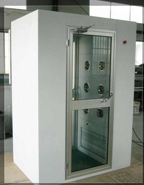 天翔专业生产供应不锈钢电脑控制风淋室