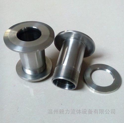 304不锈钢保温装饰片 穿墙套管