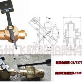 Dg40自闭式测量管头CBM1128-82