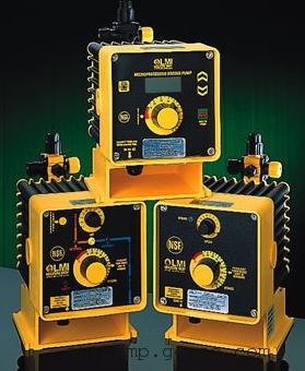 美国米顿罗计量泵LMI B系列电磁隔膜泵