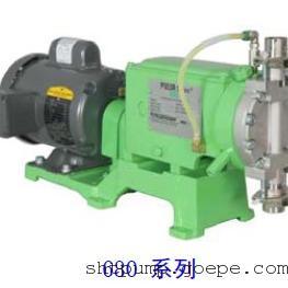 美国帕斯菲达680-S-E液压隔膜计量泵