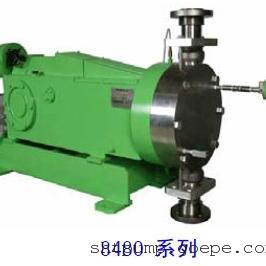 美国帕斯菲达8480-S-E液压隔膜计量泵