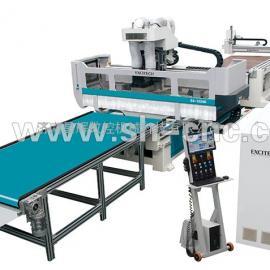 全自动板式家具生产线/数控开料机