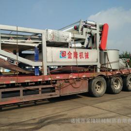 山东带式污泥压滤机