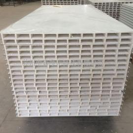 优惠玻镁彩钢板 顾客高需求玻镁板 优质防火中空玻镁板