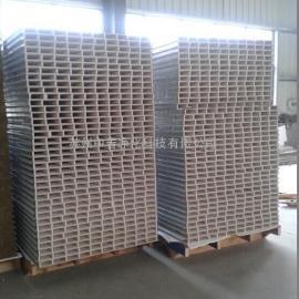 实惠玻镁夹心板 优质净化中空玻镁板 ***受欢迎玻镁板