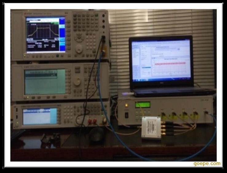ETSI EN 300328 V1.9.1测试系统