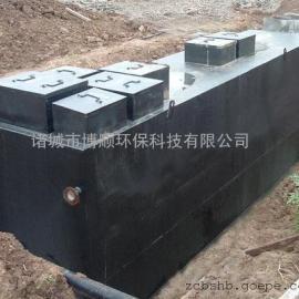 小型地埋式 生活污水处理装置 膜过滤污水处理设备