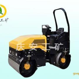 双钢轮压路机 3吨压路机
