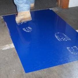 厂家直销脚踏粘尘地垫 可根据客户要求订做规格