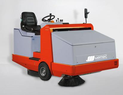威迈WEMEC 扫地机 驾驶室柴油扫地机 WS1200D