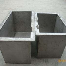 钛槽,钛电解槽,钛酸碱槽,钛碱液槽-宝鸡旺德隆金属