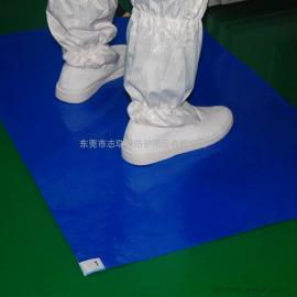 防静电粘尘垫厂家批发 24*36粘尘垫 可定做尺寸