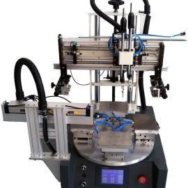台式转盘丝印机