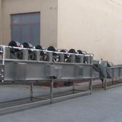 天翔供应橄榄菜 蘑菇除水风干线・专业制造・欢迎订购