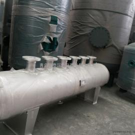 厂家直销锅炉配套蒸汽分汽缸分汽包,专业设计制造,资质齐全