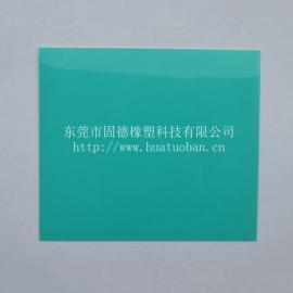 高耐冲击防紫外线蓝色光面PP板高品质环保PP塑料板欢迎洽谈