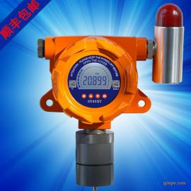 无眼界固定式硫化氢检测仪 定制在线式检测仪报警仪器