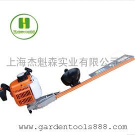 华盛单刀刃汽油绿篱机科赛KS375型修剪机茶树剪枝机二冲程