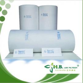 广州�B邦HBF-630G高效过滤棉 顶蓬棉 天井棉