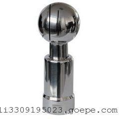 厂家直销不锈钢旋转清洗球304-316