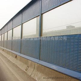 高铁隔音屏障 桥梁隔音墙 高档小区隔音屏