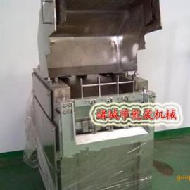 诸城乾晟冻肉切块机生产厂家