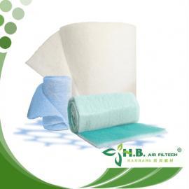 �B邦厂家供应玻璃纤维 卷帘玻纤过滤棉 批发