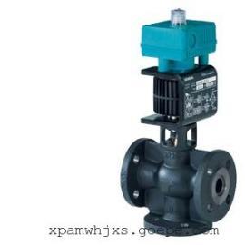 西门子MVF461H用于高温热水和蒸汽的电磁调节阀