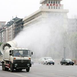大型抑尘雾炮车